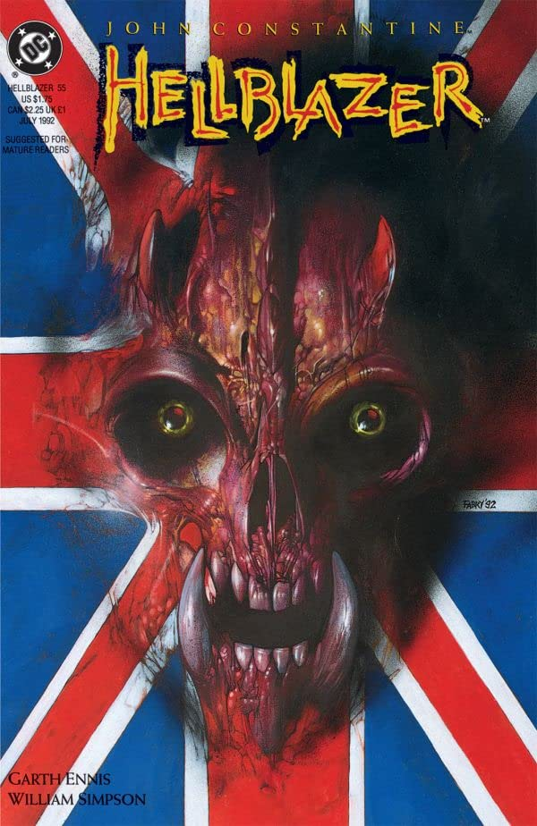 Hellblazer #55