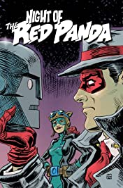 The Red Panda #5: Night of the Red Panda Part 2