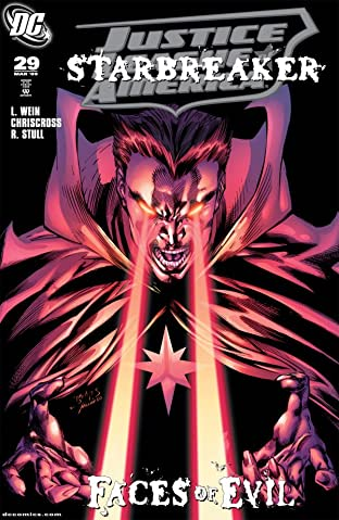 Justice League of America (2006-2011) #29