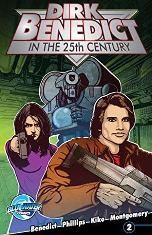Dirk Benedict in the 25th Century #2