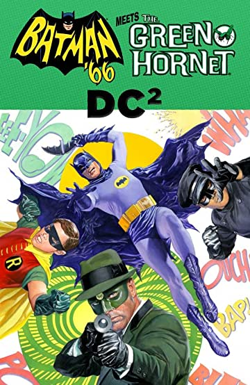 Batman '66 Meets The Green Hornet #1
