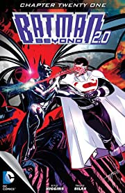 Batman Beyond 2.0 (2013-2014) #21