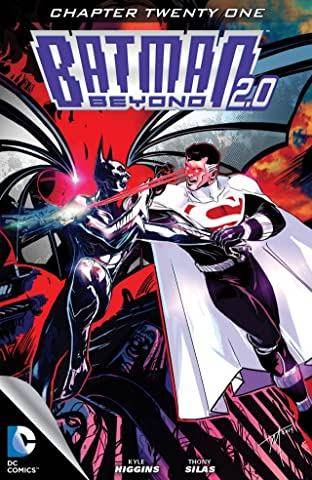 Batman Beyond 2.0 (2013-2014) #21