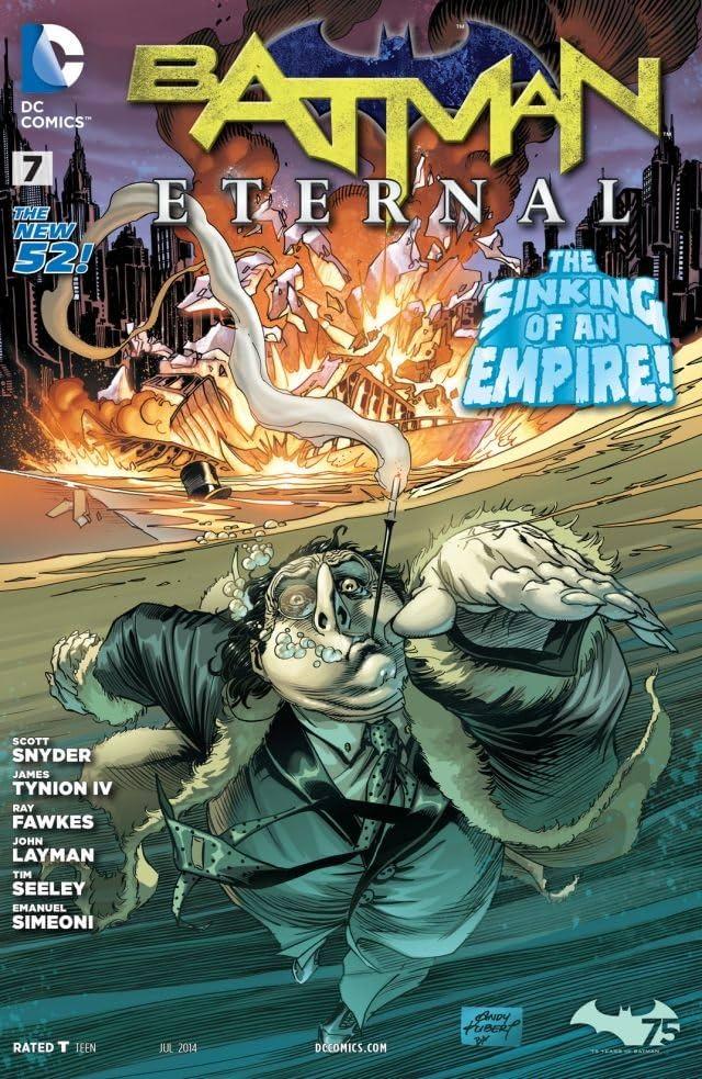 Batman Eternal (2014-2015) #7