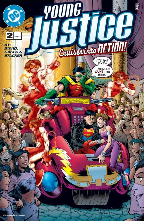 Young Justice (1998-2003) #2