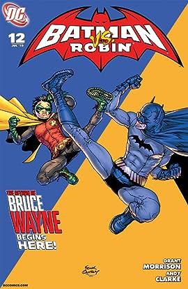 Batman and Robin (2009-2011) No.12