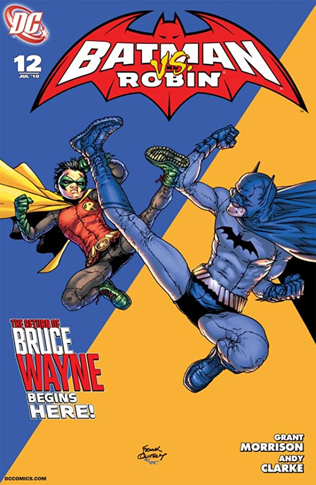 Batman and Robin (2009-2011) #12
