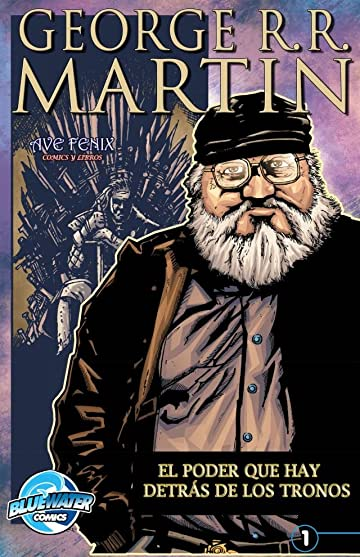 Orbit: George R.R. Martin: The Power Behind the Throne: Spanish Edition