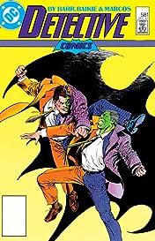 Detective Comics (1937-2011) #581