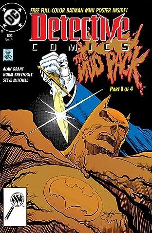 Detective Comics (1937-2011) #604