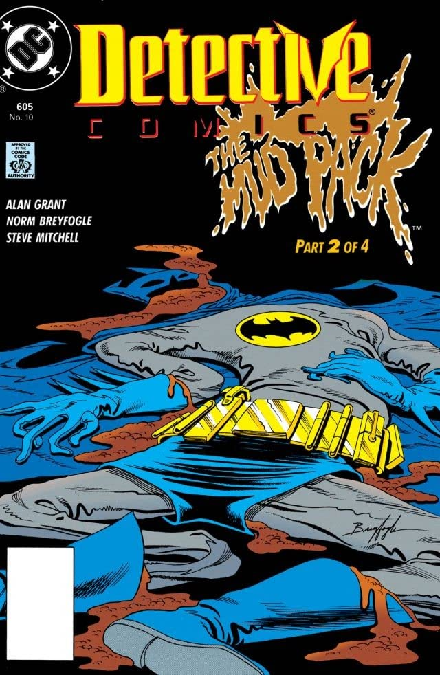 Detective Comics (1937-2011) #605