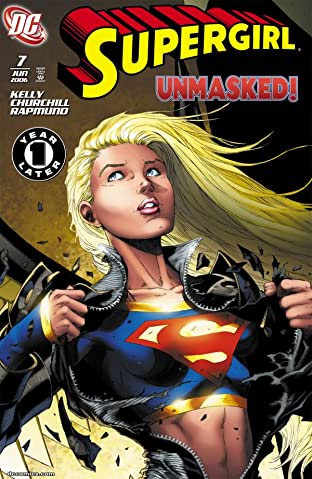 Supergirl (2005-2011) No.7