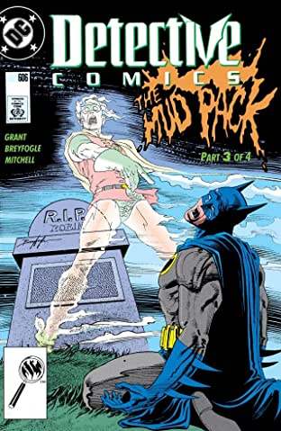 Detective Comics (1937-2011) #606