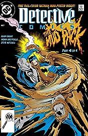 Detective Comics (1937-2011) #607