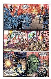 Supergirl (2005-2011) #8