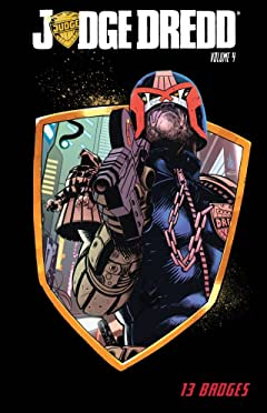 Judge Dredd Tome 4: Thirteen Badges