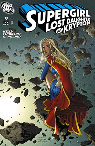 Supergirl (2005-2011) No.9