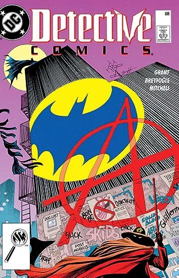Detective Comics (1937-2011) #608