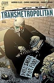 Transmetropolitan #38