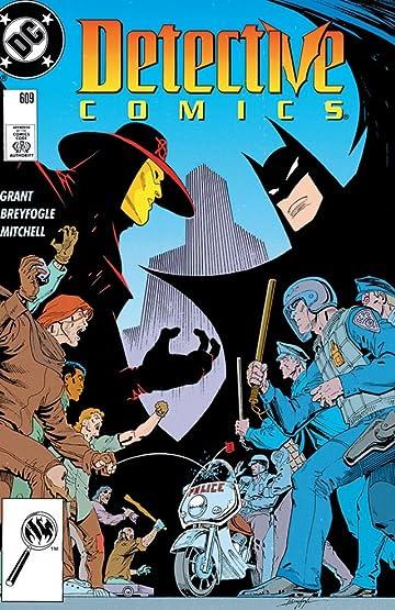 Detective Comics (1937-2011) #609