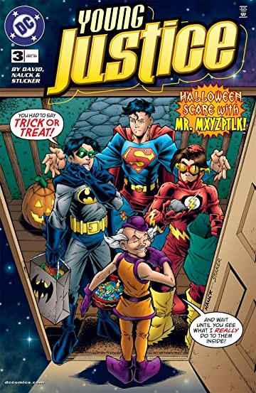Young Justice (1998-2003) #3