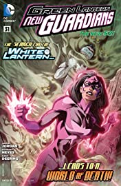 Green Lantern: New Guardians (2011-2015) #31