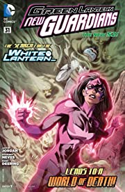 Green Lantern: New Guardians (2011-2015) #31
