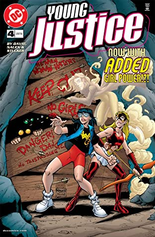 Young Justice (1998-2003) #4