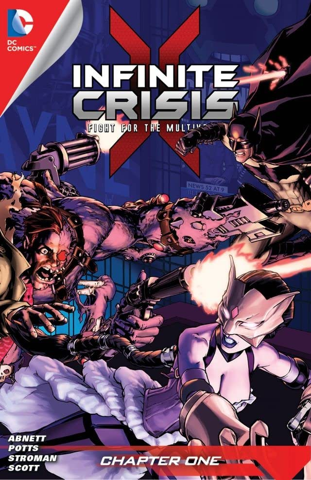 Infinite Crisis: Fight for the Multiverse (2014-2015) #1