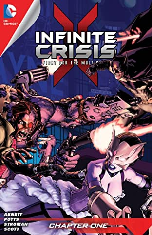 Infinite Crisis: Fight for the Multiverse (2014-) #1