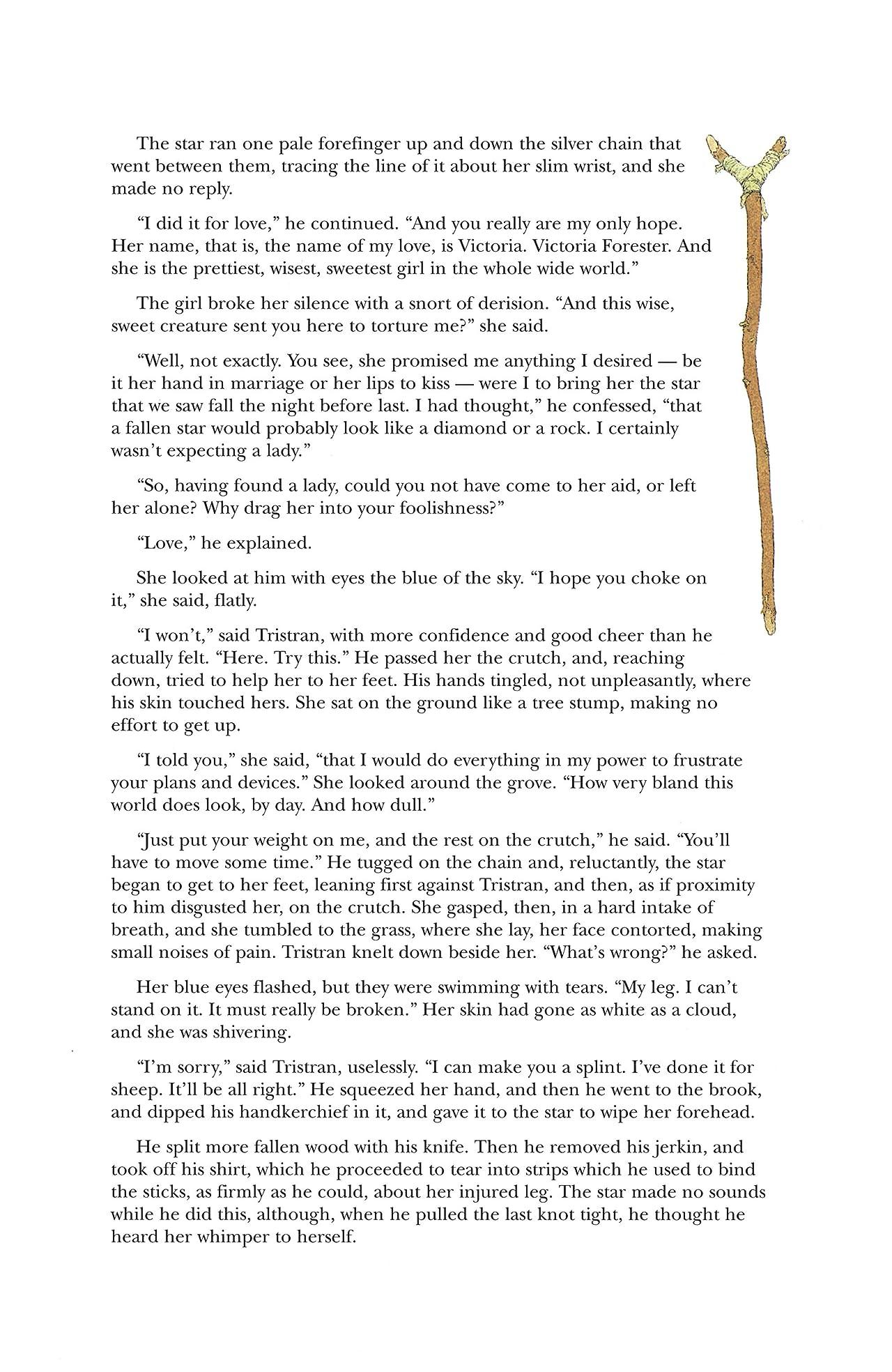 Neil Gaiman And Charles Vess' Stardust #3