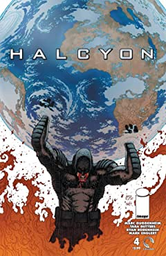 Halcyon #4 (of 5)