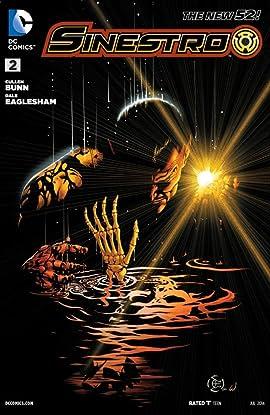 Sinestro (2014-2016) #2