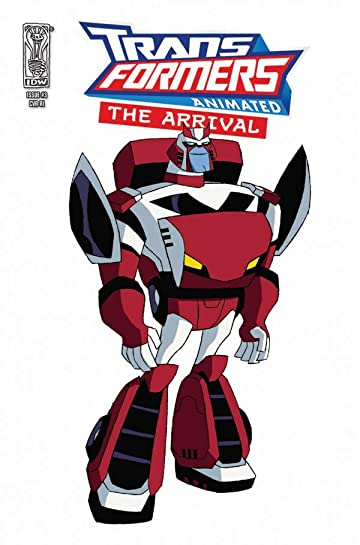Transformers Animated - The Arrival #3