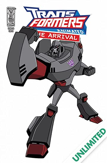 Transformers Animated - The Arrival #4
