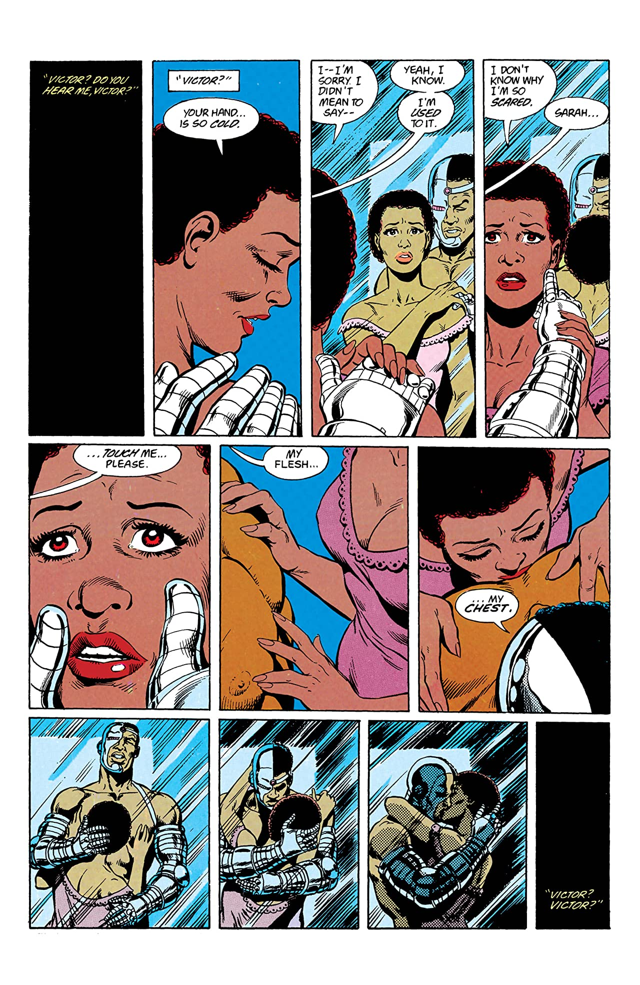 The New Titans (1984-1996) #58