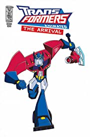 Transformers Animated - The Arrival #5