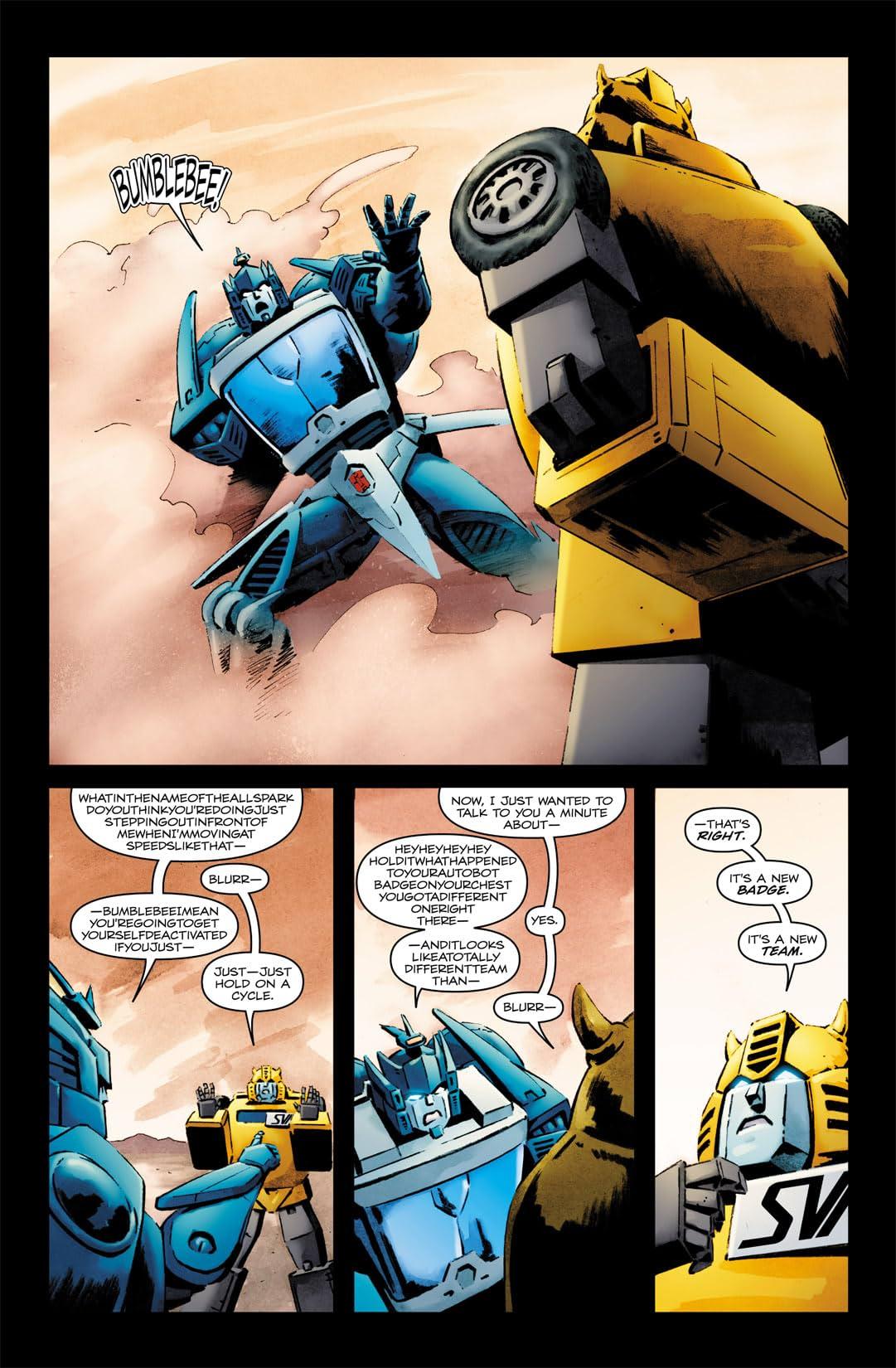 Transformers: Bumblebee #2