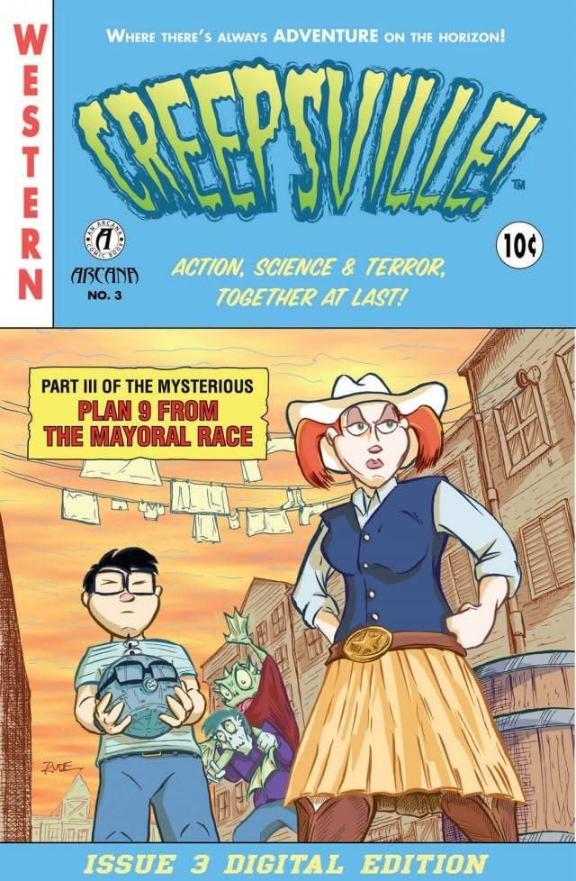 Creepsville #3