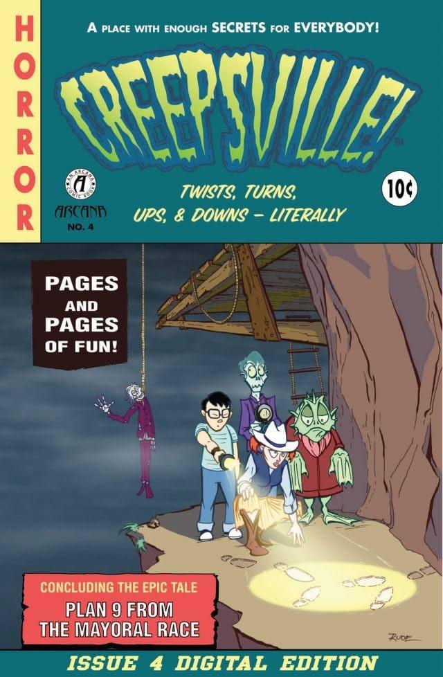 Creepsville #4