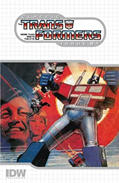 Transformers: Classics #1