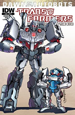 Transformers: More Than Meets the Eye (2011-) #29: Dawn of the Autobots