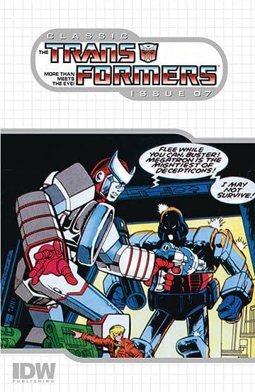 Transformers: Classics #7