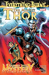 Mighty Thor / Journey Into Mystery: Everything Burns
