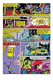 Captain America (1968-1996) #318