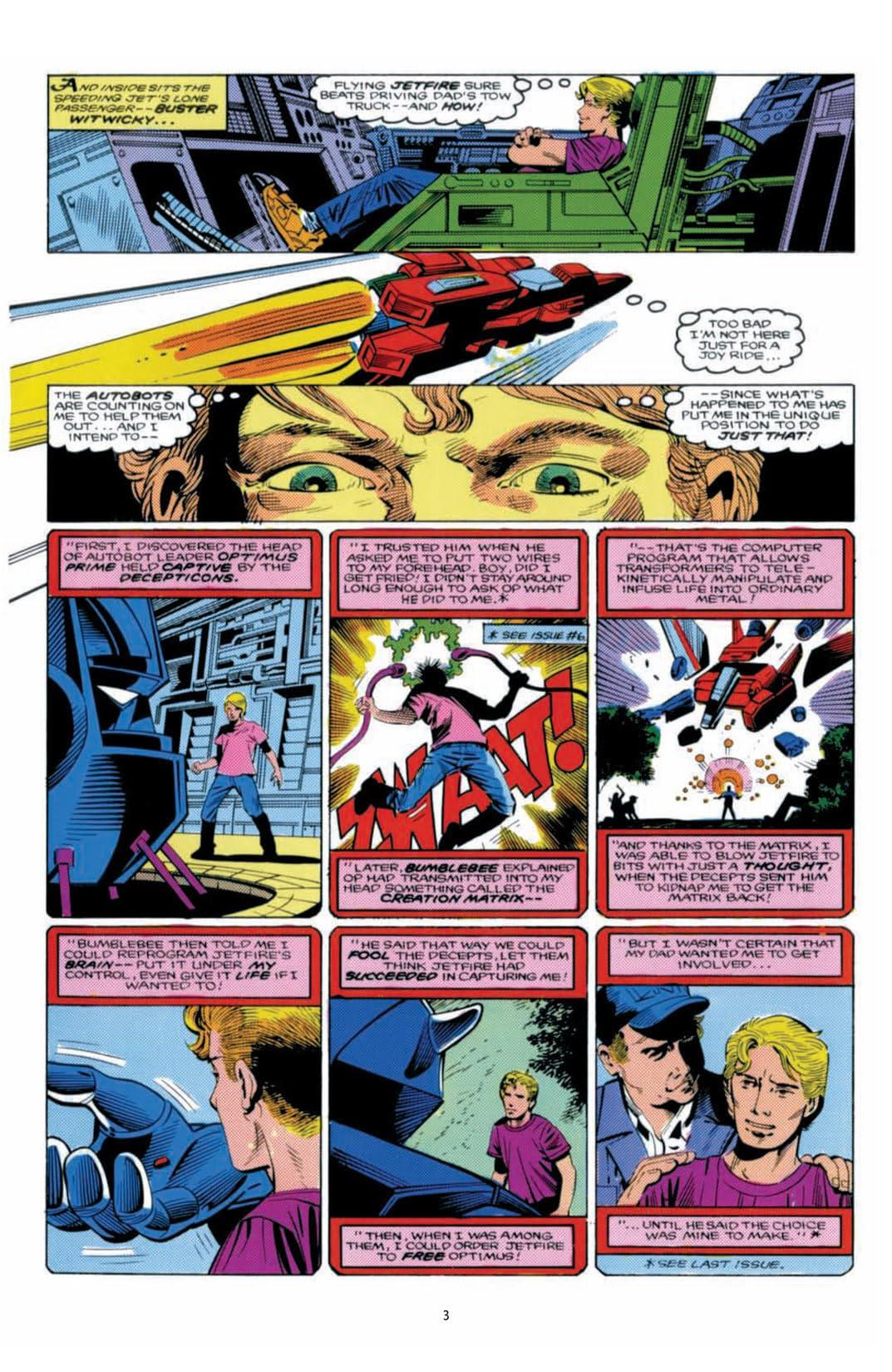 Transformers: Classics #12