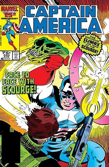 Captain America (1968-1996) #320