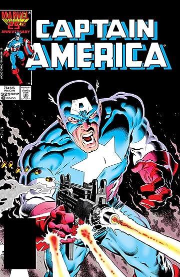 Captain America (1968-1996) #321