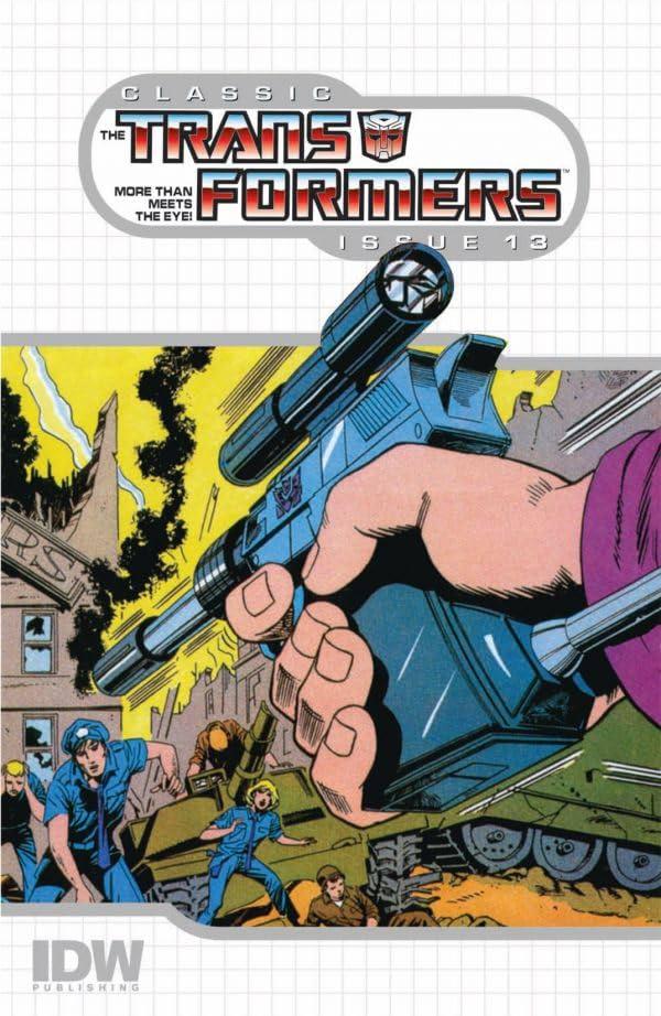 Transformers: Classics #13