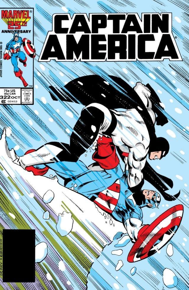 Captain America (1968-1996) #322